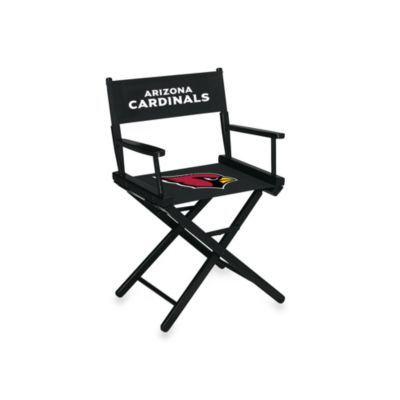 NFL Arizona Cardinals Table Height Director Chair