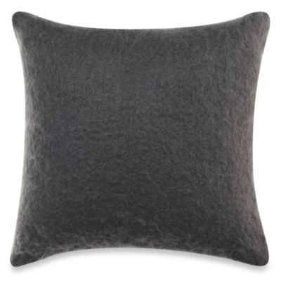 Wamsutta® Beekman Natural Mohair Square Toss Pillow