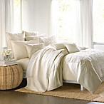 DKNYpure Pure Plisse Full/Queen Duvet Cover