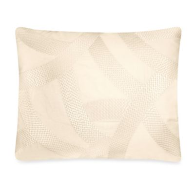 DKNYpure Pure Plisse Textured Toss Pillow