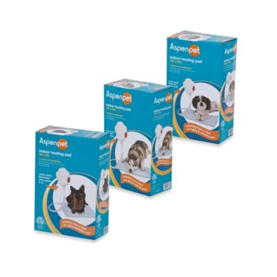 Aspen Pet Electronic Indoor Pet Heating Pads