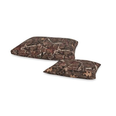 Mossy Oak® Camo 27-Inch x 36-Inch Pet Pillow Bed