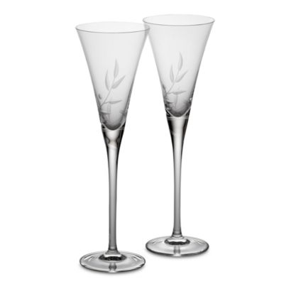 Lenox® Opal Innocence™ Toasting Flute (Set of 2)