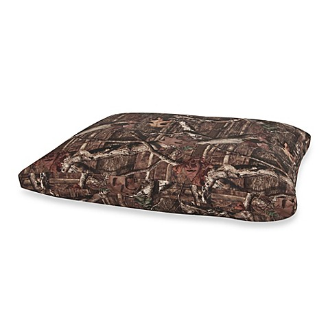 Mossy Oak 174 Camo Pet Pillow Beds Www Bedbathandbeyond Com