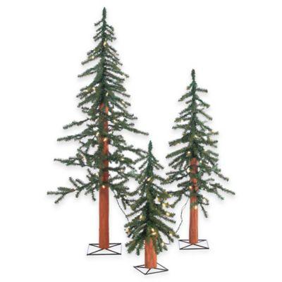 Set of 2 Christmas Trees