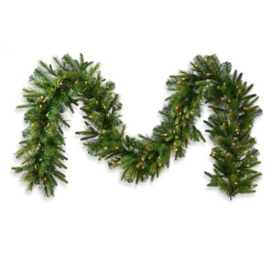 Miniature Christmas Garlands