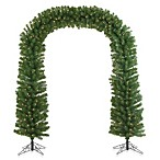 7 1/2-Foot Artificial Arch Tree
