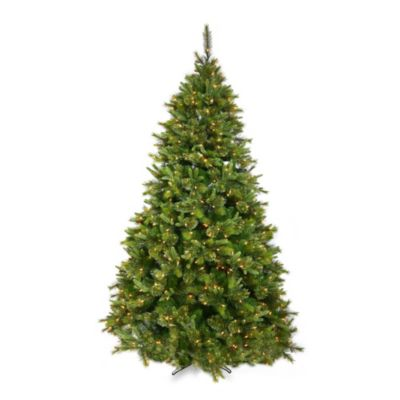 Vickerman 3-Foot 6-Inch Cashmere Pine Pre-Lit Christmas Tree with Clear Lights