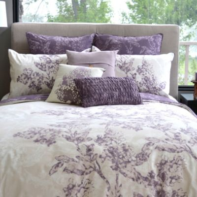 May Twin Reversible Duvet Cover and Sham Set