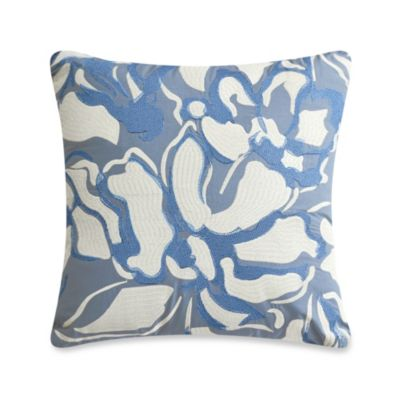 Blossom Home Cass Square 16-Inch Decorative Pillow