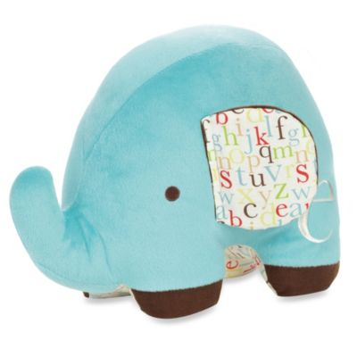 SKIP*HOP® Alphabet Zoo Elephant Plush