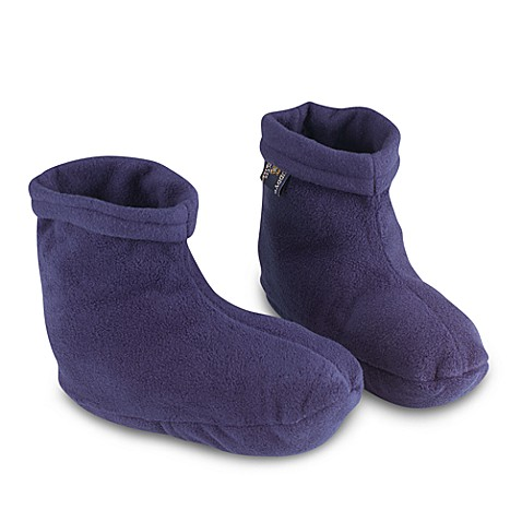 Warming Footies with Aromatherapy