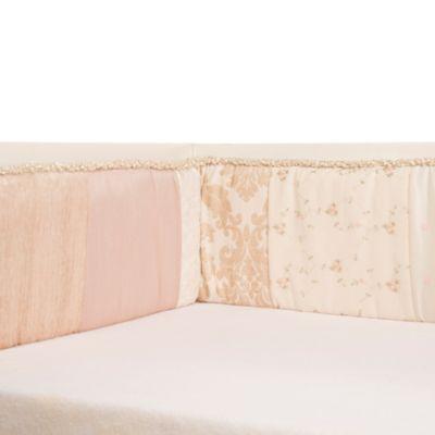 Glenna Jean Ribbons & Roses Crib Bumper