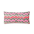 Glenna Jean Addison Rectangle Zig Zag Pillow