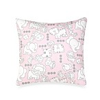 Glenna Jean Sweet Potato Bella & Friends Print Pillow