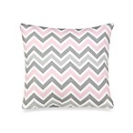 Glenna Jean Sweet Potato Bella & Friends Zigzag Pillow
