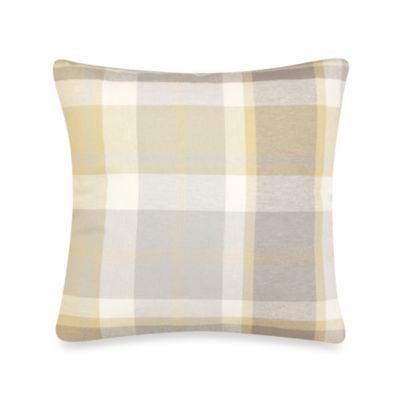 Glenna Jean Brea Plaid Decorative Pillow