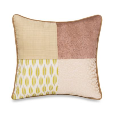 Glenna Jean Capetown Patch Pillow