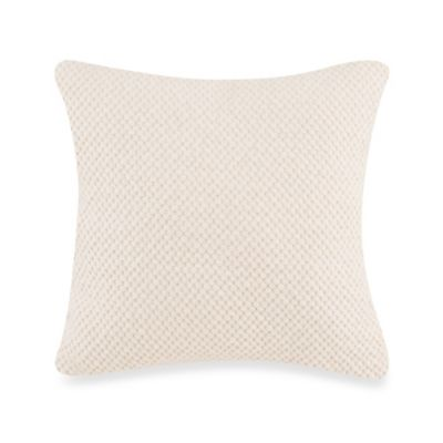 Glenna Jean Echo Texture Pillow in Cream