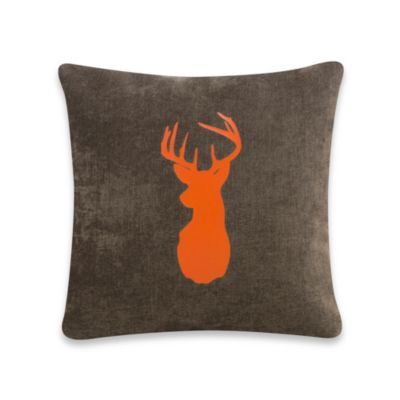 Glenna Jean Echo Buck Pillow Baby Bedding