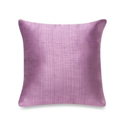 Glenna Jean Sweet Violets Purple Pillow