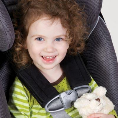 Diono™ Soft Seat Belt Wraps in Black