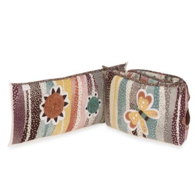 Cotton Tale Designs Penny Lane Crib Bumper