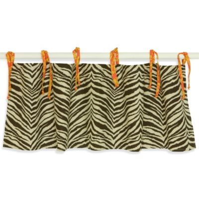 Cotton Tale Sumba Straight Valance