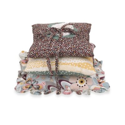Cotton Tale Designs Penny Lane 3-Pack Toss Pillow Set