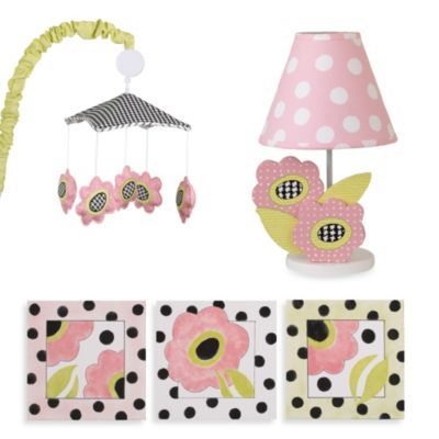 Cotton Tale Designs Poppy Decor Kit