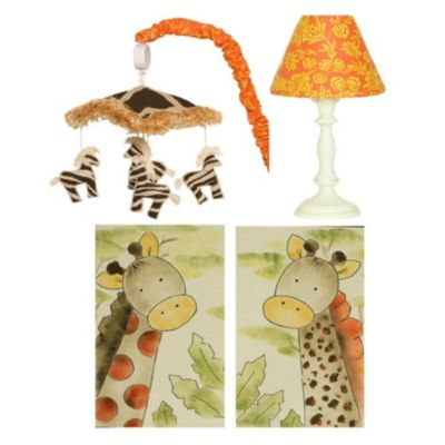 Cotton Tale Sumba Decor Kit