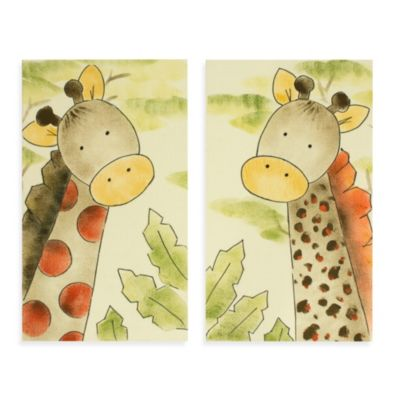 Cotton Tale Sumba Wall Art 2-Piece Set