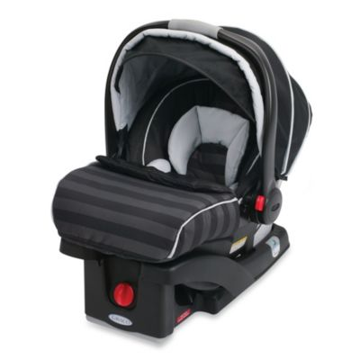 graco snugride click connect 35 infant car seat in rockweave. Black Bedroom Furniture Sets. Home Design Ideas