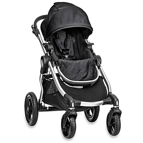 Full Size Strollers > Baby Jogger® City Select® Single Stroller in Onyx