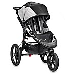 Baby Jogger® Summit X3 Single Stroller in Black/Grey