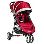 Baby Jogger® City Mini™ Single Stroller in Crimson/Grey