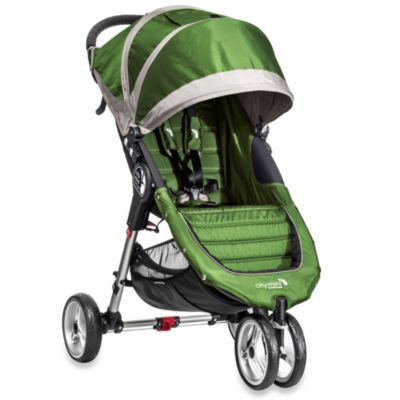 Grey Lime Single Stroller