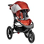 Baby Jogger® 2014 Summit X3 Single Stroller in Orange/Grey