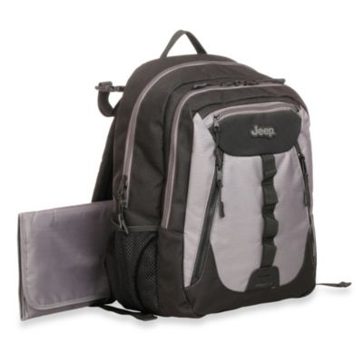 Jeep® Adventure Diaper Bag Backpack