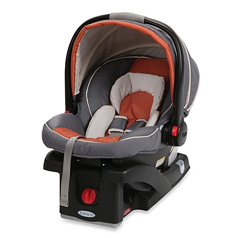 graco snugride click connect 35 infant car seat in rust bed bath beyond. Black Bedroom Furniture Sets. Home Design Ideas