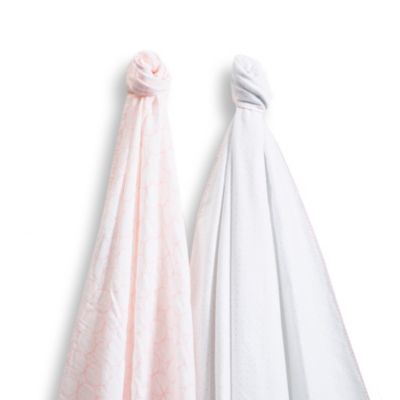Swaddle Designs® Swaddle Duo in Pink