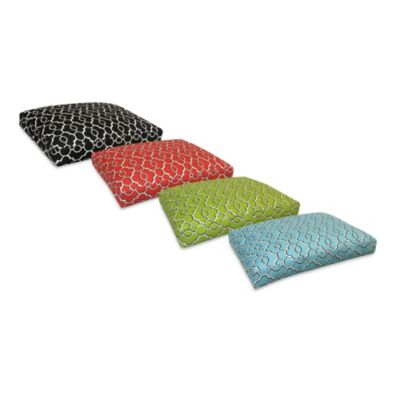 Pooch & Kitty Drammen Rectangle Pet Bed