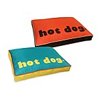Pooch & Kitty Hot Dog Pet Bed