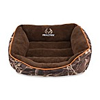 Realtree® Max4 Camo Medium Box Bed with Orange Piping