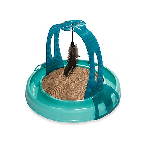 Turbo Grooming Arch And Cat Toy Bed Bath Amp Beyond