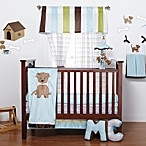 One Grace Place Puppy Pal Crib Bedding Set