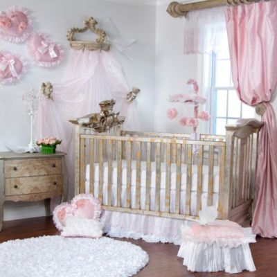 Glenna Jean Anastasia 3-Piece Crib Bedding Set