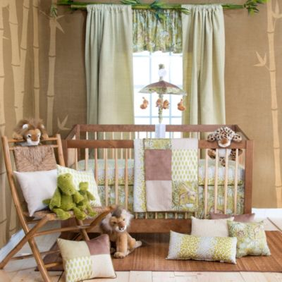 Glenna Jean Capetown 3-Piece Crib Bedding Set