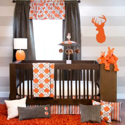 Tangerine Bedding Set