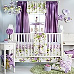 Glenna Jean Sweet Violets 3-Piece Crib Bedding Collection